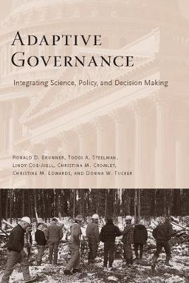 Adaptive Governance by Lindy Coe-Juell