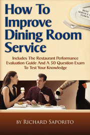 How to Improve Dining Room Service by Richard Saporito image