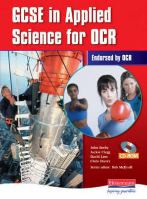 GCSE in Applied Science for OCR by John Beeby image