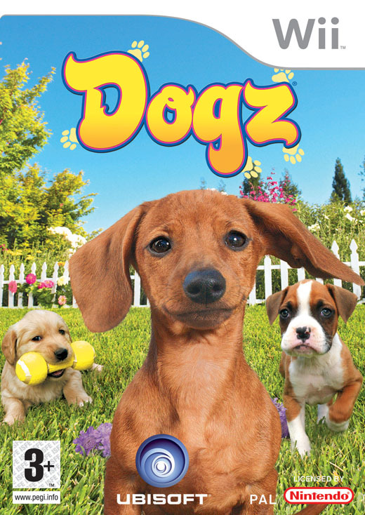 Dogz 2007 for Nintendo Wii