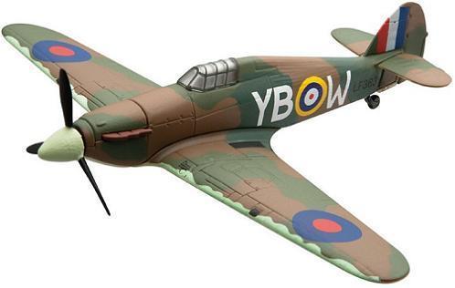 Hawker Hurricane MkII 1:72 Diecast Model