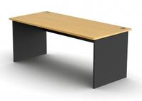 Proceed Rectangular Desk - W1800mm x D800mm x H730mm