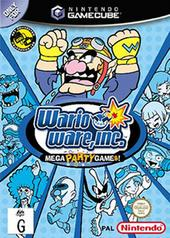 WarioWare, Inc.: Mega Party Game$ for GameCube