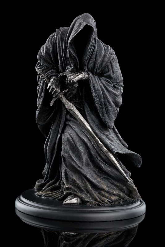 Lord of the Rings Ringwraith Mini Statue