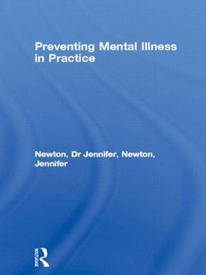 Preventing Mental Illness in Practice by Jennifer Newton image