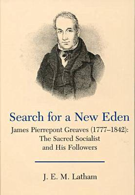Search for a New Eden by J.E.M. Latham image