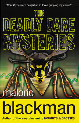 The Deadly Dare Mysteries by Malorie Blackman image