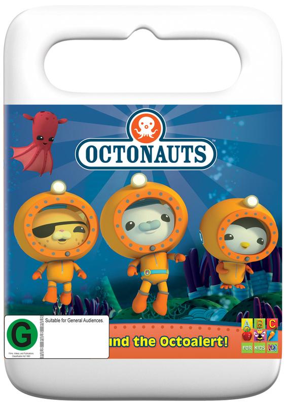 Octonauts: Sound the Octoalert on DVD