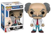Mega Man - Dr Wily Pop! Vinyl Figure