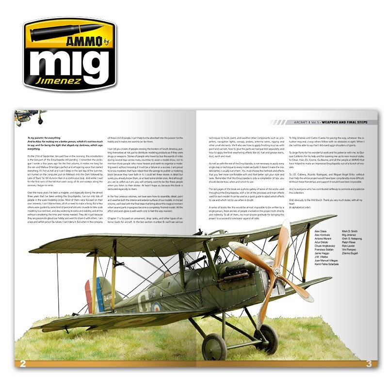 Encyclopedia Of Aircraft Modelling Techniques Vol.5: Final Steps image