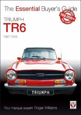 Triumph TR6 by Roger Williams