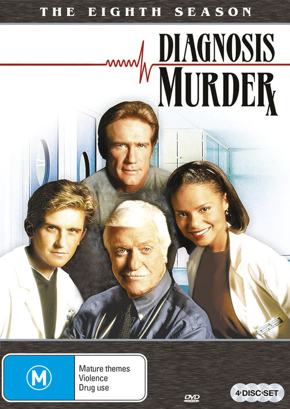 Diagnosis Murder - Season 8 on