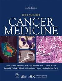 Holland-Frei Cancer Medicine by Raphael E. Pollock image