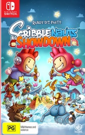 Scribblenauts Showdown for Nintendo Switch