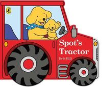 Spot's Tractor by Eric Hill image