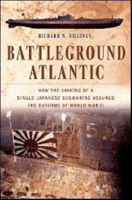 Battleground Atlantic by Richard N. Billings image