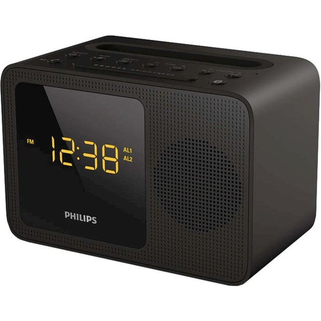 Philips: Bluetooth Clock Radio with USB Charge