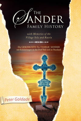 The Sander Family History by Peter Goldade image