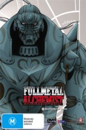 Fullmetal Alchemist Vol 11 - Becoming The Stone on DVD