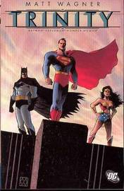Batman Superman Wonder Woman by Matt Wagner image