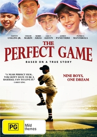 The Perfect Game on DVD