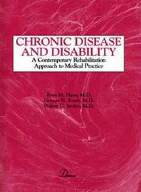 Chronic Disease and Disability
