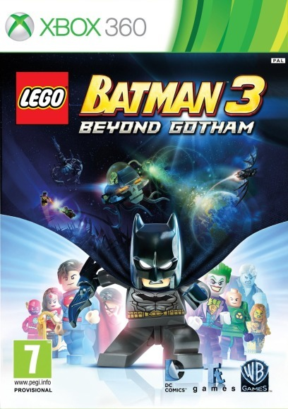 LEGO Batman 3: Beyond Gotham for X360