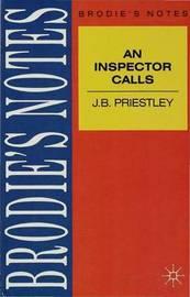 Priestley: An Inspector Calls image