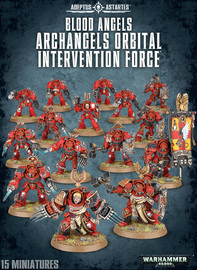 Warhammer 40,000 Blood Angels Archangels Orbital Intervention Force