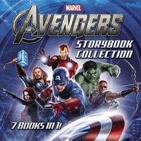 Marvel's the Avengers Storybook Collection by Marvel