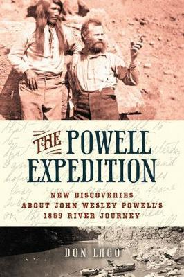 The Powell Expedition by Don Lago image