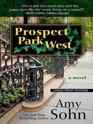 Prospect Park West by Amy Sohn image