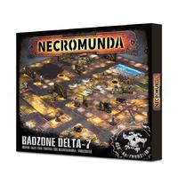 Necromunda - Underhive Badzone Delta-7