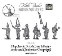 Napoleonic Wars: British Line Infantry Command