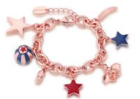 Disney: Dumbo Charm Bracelet - Rose Gold