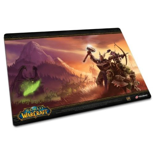 Ideazon FragMat World of Warcraft: Eternal Conflict (PC Mousemat) for PC image
