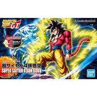 Dragon Ball: Figure-rise Standard: SS Son Goku - Model Kit