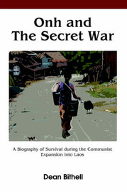 Onh and the Secret War by Dean Bithell image