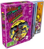 Archie's Weird Mysteries Collection:  Vol 2 (3 Disc) on DVD