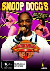 Snoop Dogg's Buckwild Bus Tour on DVD