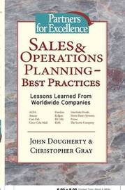 Sales and Operations Planning by John Dougherty image
