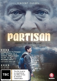 Partisan on DVD