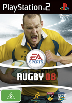 Rugby 08 for PlayStation 2