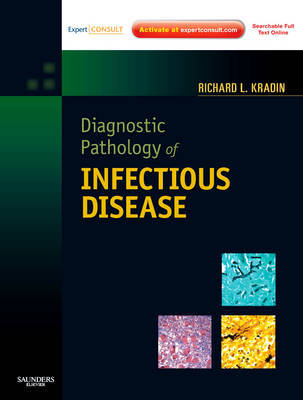 Diagnostic Pathology of Infectious Disease by Richard L. Kradin image
