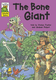 The Bone Giant by Evelyn Foster image