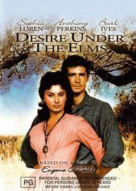 Desire Under The Elms on DVD