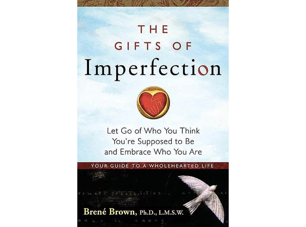 Gifts Of Imperfection, The: by Brene Brown image