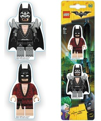 The LEGO Batman Movie: Eraser Set - Kimono/Glam Rock