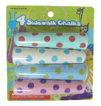 Wing Hing: Dotted - Sidewalk Chalk Set (4 Piece)