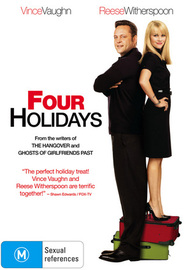 Four Holidays on DVD